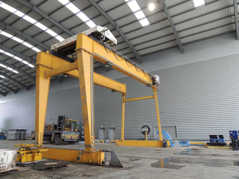 lifting equipment glasgow